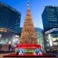 大圣诞树定做 大型圣诞树 欢迎咨询
